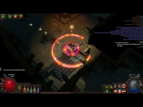 My favorite thing about doing full lab runs : pathofexile