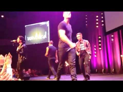 Anthem Lights- Just Fall LIVE(Chad steals my phone)