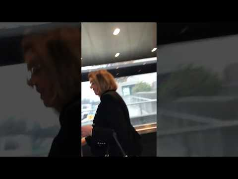 Indicted Family Law Attorney Valerie Houghton And Lawyer Chuck Smith: Attempted Elevator Interview