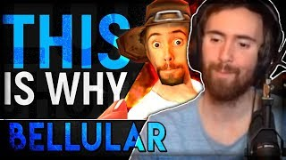 """Asmongold Reacts to """"WoW Classic Is PROVING Something..."""" by Bellular"""