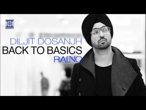 Diljit Back To Basics