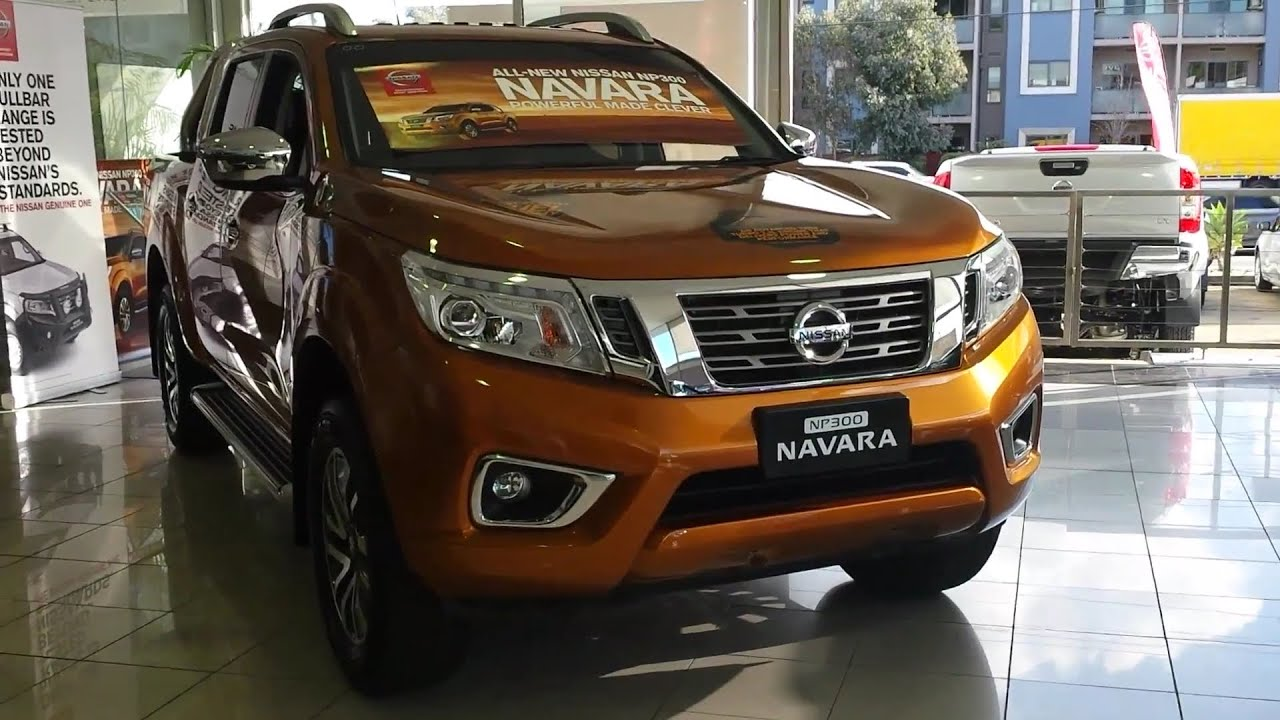 2015 Nissan Navara/Frontier In Depth Tour Interior and Exterior ...