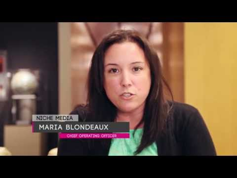 Maria Blondeaux, Niche Media