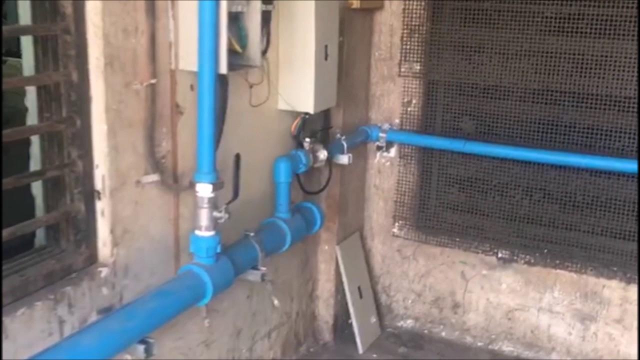 Compressed Air Piping >> Compressed Air Piping Installed By Viral Enterprise