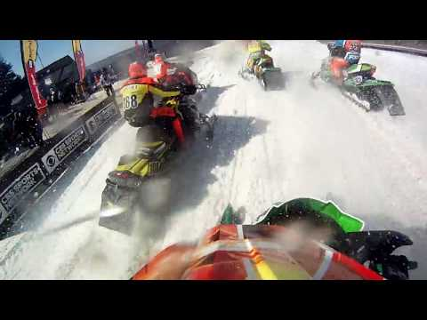 Sport Lite Day 2 LCQ Dubuque Snocross National
