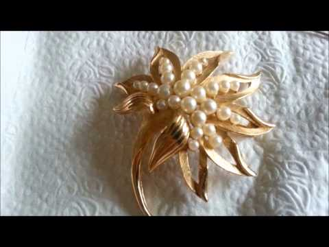 How to Repair Vintage Costume Jewelry on a piece that is missing a Rhinestone or pearl