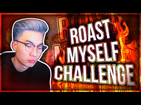 Thumbnail: Roast Yourself Challenge! (Diss Track)