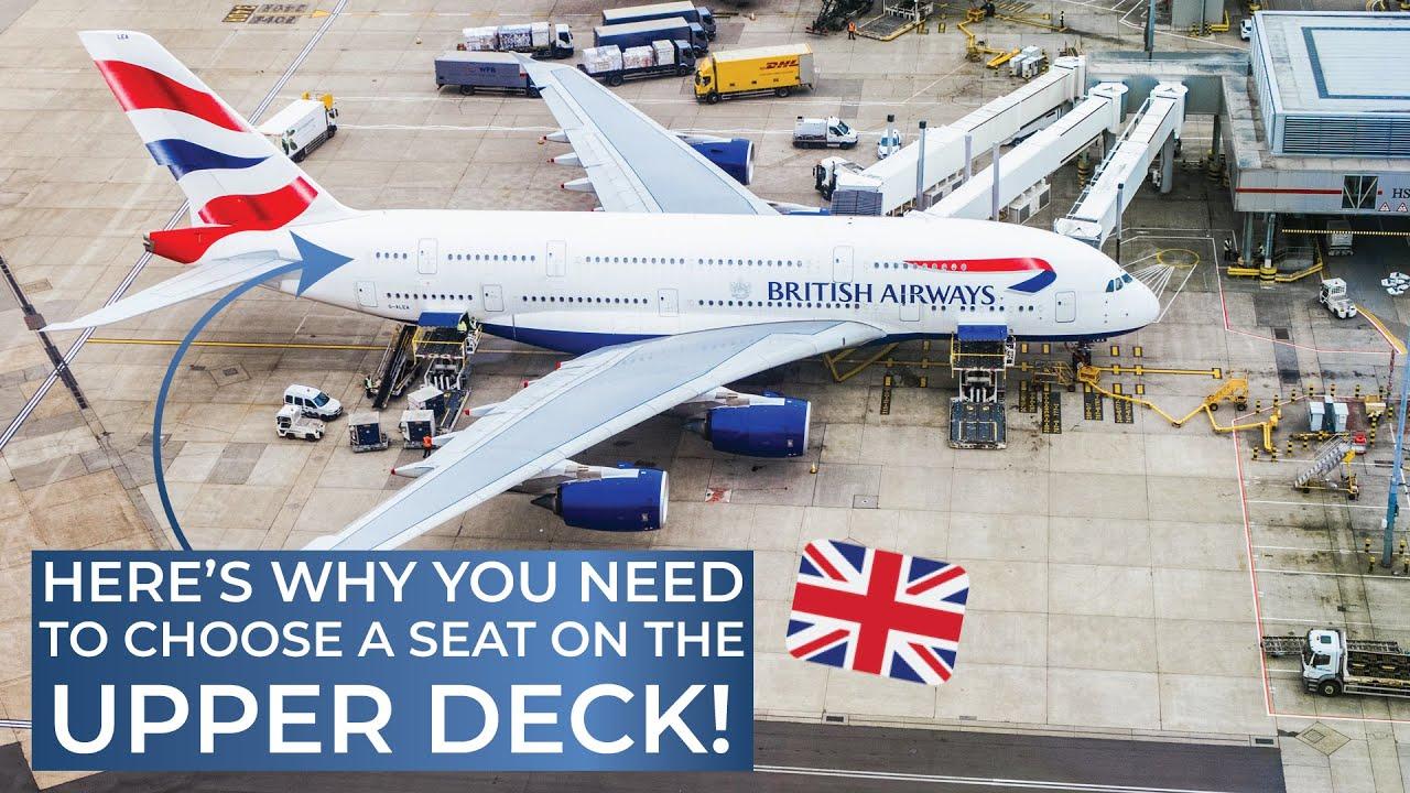 TRIPREPORT | British Airways (ECONOMY CLASS) | Airbus A380 | Hong Kong -  London Heathrow