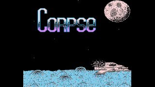 Corpse БК 0010-01 gameplay (PDP-11 clone)
