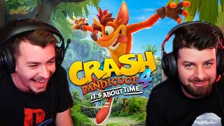 ΤΟ CRASH BANDICOOT ΕΠΕΣΤΡΕΨΕ! & Giveaway | TechItSerious