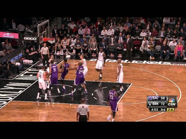 Top 10 NBA Plays: December 29th