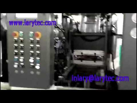 Lary injection machine for shoe sole