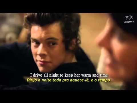 One Direction  Story of My Life   Legendado Lyrics On Screen