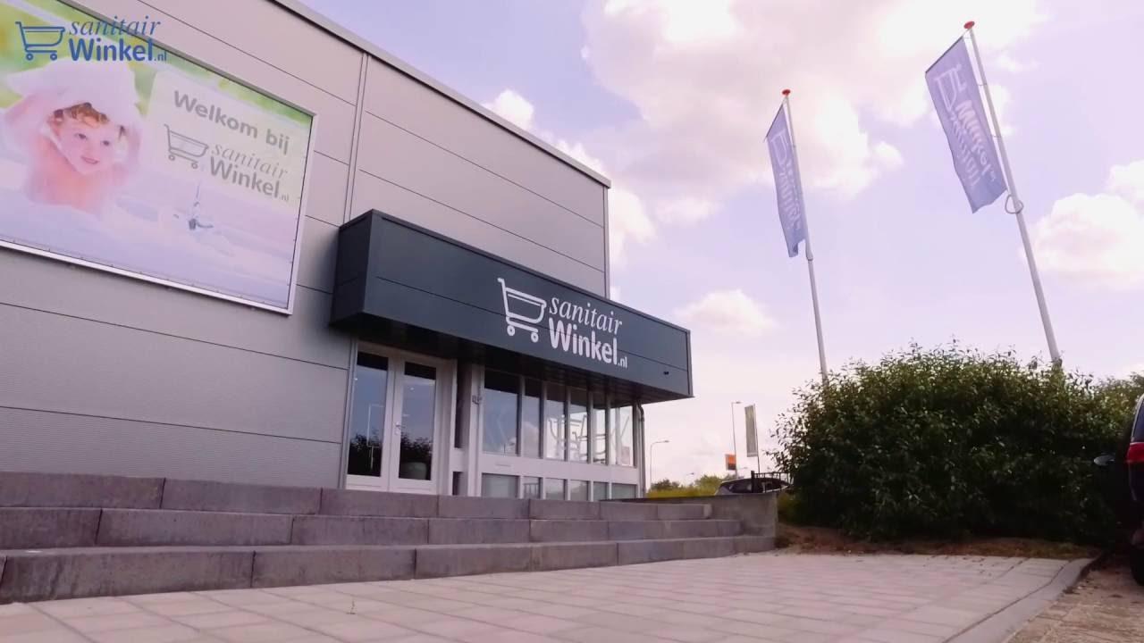 Badkamer Showroom Rotterdam : Sanitairwinkel nu ook in rotterdam youtube