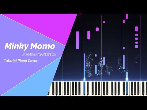 Tutorial Piano | Minky Momo Opening Bahasa Indonesia