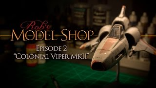 Rob's Model Shop - Episode 2