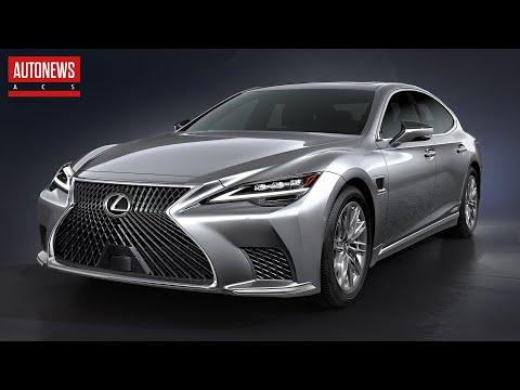 Обновленный Lexus LS (2021): лучше, чем Mercedes S-Class?