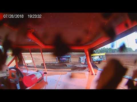 Sharon Speedway Penn Ohio Heat Race 7/28/2018