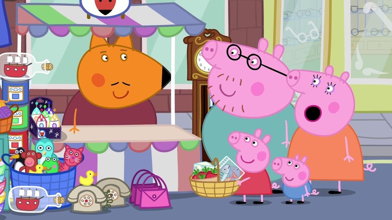 Download Peppa Pig English Episodes   Peppa Pig Episode 12