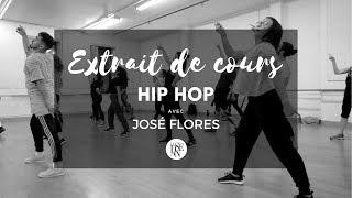 EXTRAIT DE COURS #2 / Hip Hop avec José Flores