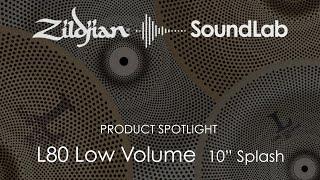 """10"""" L80 Low Volume Splash - LV8010S-S"""