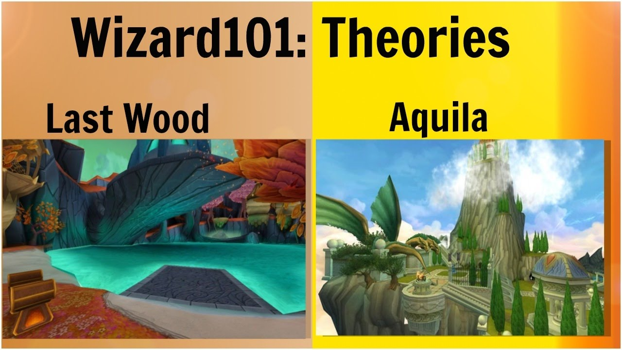 How to get to aquila wizard101