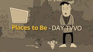 Day Tvvo - Places to Be [LYRIC VISUAL]