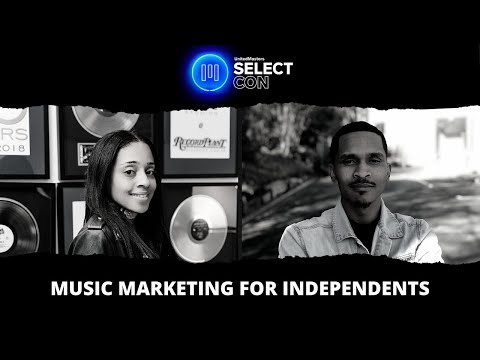 Music Marketing Lessons for Independent Artists from Marcus Hollinger & Kristen Fraser