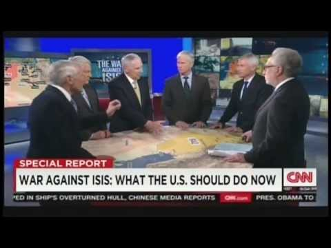 The Situation Room Special Report: The War Against ISIS (2015)