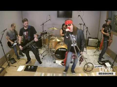 Mr.  Brownstone - Coma - Guns N' Roses Tribute (Studio Live Sessions 08/02/17)