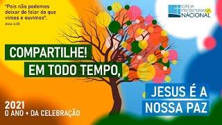 Culto Dominical (Cuidando de Quem Cuida – GÁLATAS 6.6: Rev. Walter Mello) – 10/10/2021 (NOITE)