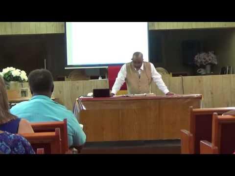 August 27th Sermon 2016