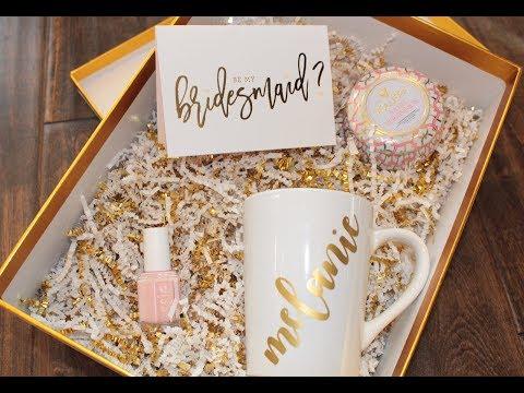 How I Asked My Bridesmaids  Jenna Berman