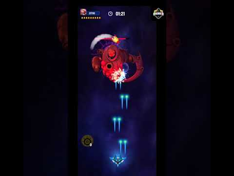 Space Shooter Gameplay  Shooter Game  Video Game Shooter ENOM Level