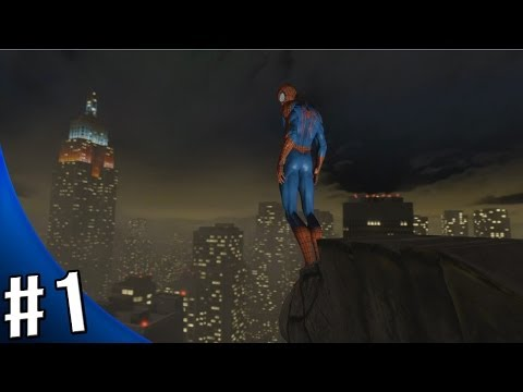 The Amazing Spider Man 2 Walkthrough Part 1 Gameplay Let's Play - Uncle Ben