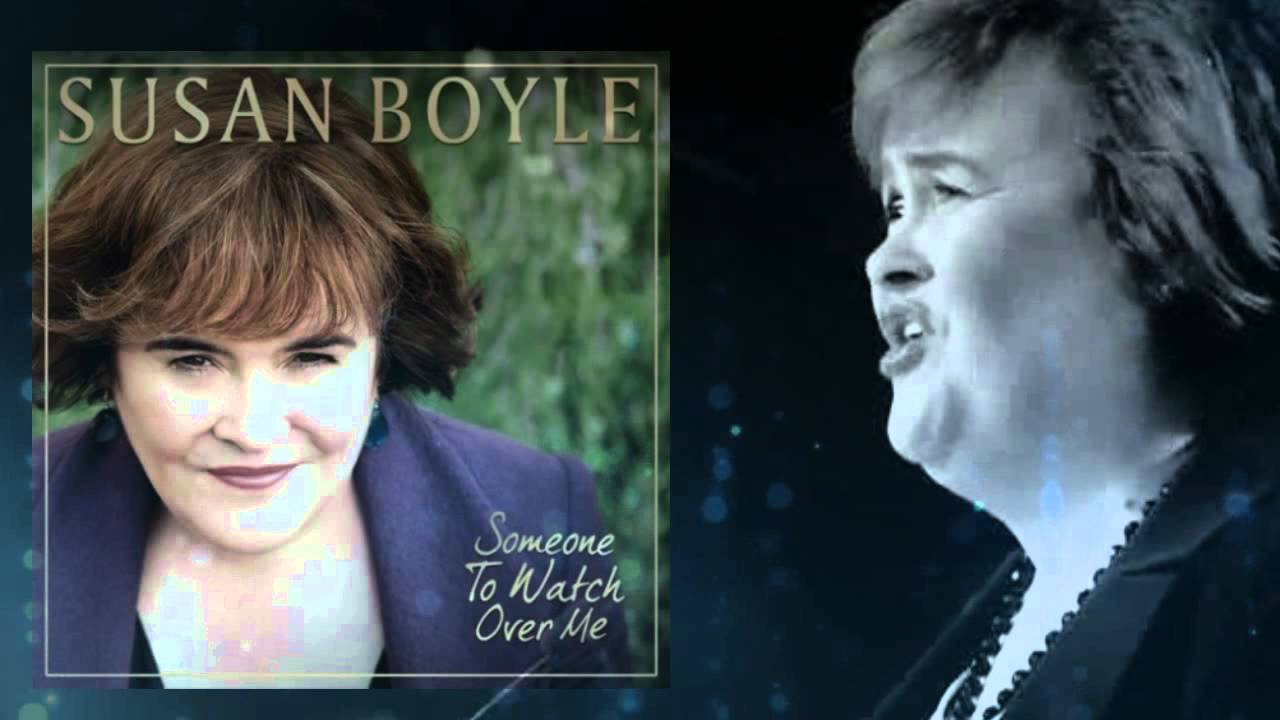 susan boyle someone to watch over me cd promo youtube. Black Bedroom Furniture Sets. Home Design Ideas