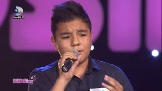 Download Raul Eregep canta I will always love you – Auditii Saptamana 1 – KIDSing 2014 Mp3 and Videos