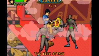 Walkthrough Jackie Chan Adventures(gba)3rd and last try! - 8 / 10