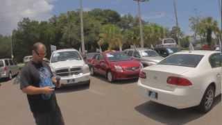 Autoline's 2006 Buick Lucerne CXL  Walk Around Review Test Drive