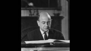"Cherkassky plays Rubinstein ""Melody"" in F"