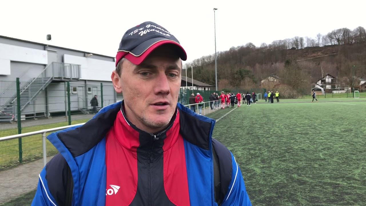 Trainer Marcus Voike nach der Heimniederlage gegen Wiehl - 1
