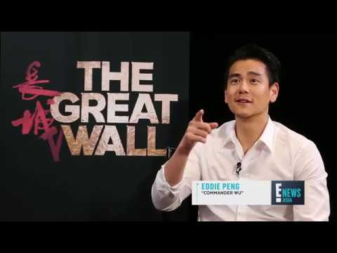 The Great Wall Cast Interview | E! News Asia | E!