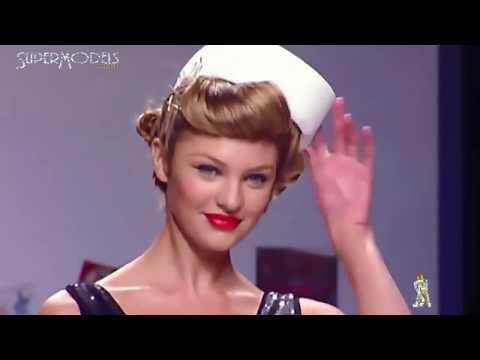 Candice Swanepoel Best moments on catwalk 2005  2016 by SuperModels Channel