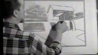 Jon Gnagy Lesson: Grist Mill