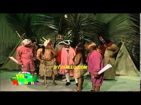 Raymond & Miguel - Cristobal Colon Encuentra Los Indios Modernos