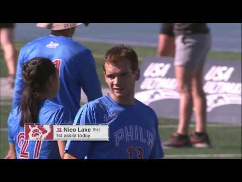 Philadelphia AMP Vs Seattle Mixtape--Mixed 2018 National Championship