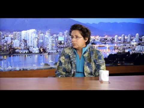 Interview with social activist Ana David - 1