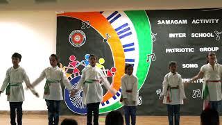 Dance Performance on Tera Rang Aisa Chad Gaya