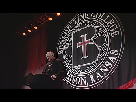 Archbishop Joseph Naumann's Acceptance Speech - Scholarship Ball 2020