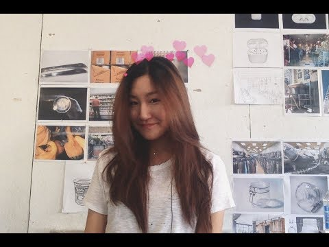getting accepted to cmu design?! + my PORTFOLIO 😊 | julie choi